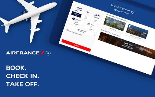 Air France - Airline tickets 5.1.0 Screenshots 6