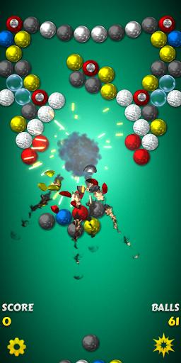 Magnet Balls 2 Free: Match-Three Physics Puzzle  apktcs 1