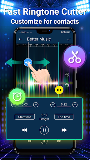 Music Player - MP3, Equalizer android2mod screenshots 5
