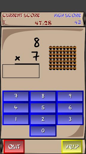 Multiplication Ninja 31 screenshots 16