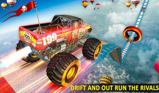 Ramp Monster Truck Stunts:New Racing Games 2.1 screenshots 6