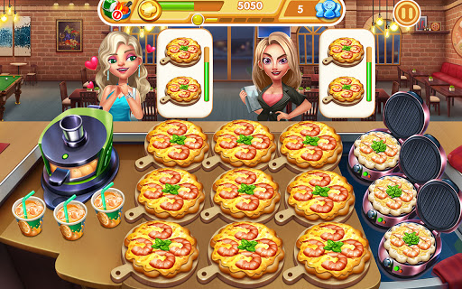Cooking City: frenzy chef restaurant cooking games  screenshots 14