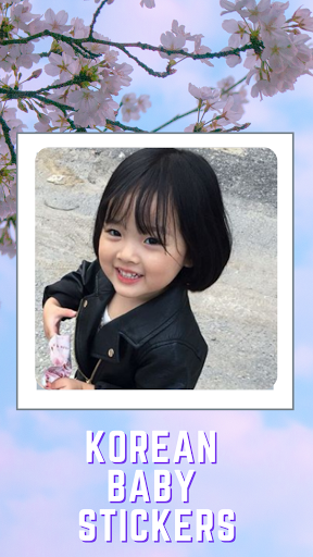 Baby Kawaii Funny Stickers for WAStickers Free New  screenshots 1