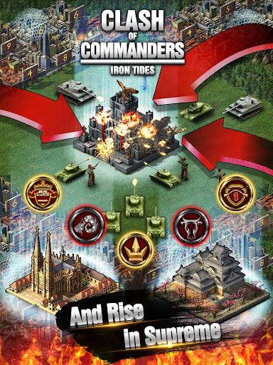 Clash of Commanders-Iron Tides 1.8.4 screenshots 9
