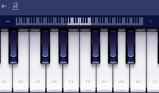 Piano - Play & Learn Free songs.  screenshots 1