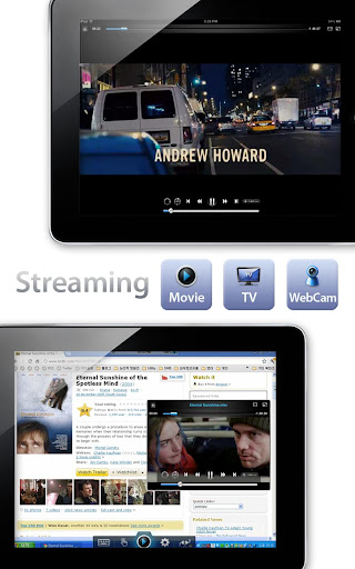 avstreamer - remote desktop hd screenshot 2