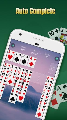 Solitaire - Classic Card Game, Klondike & Patience screenshots 7