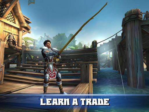 Celtic Heroes - 3D MMORPG  screenshots 14