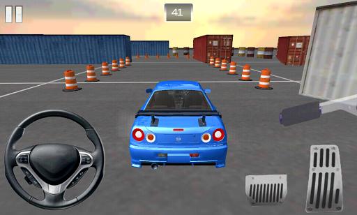 drift parking 3d screenshot 2