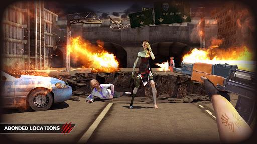 Dead Walk City : Zombie Shooting Game apkdebit screenshots 13