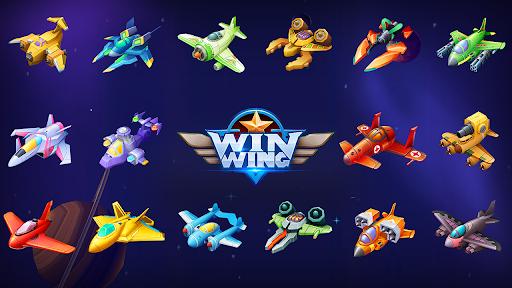 WinWing: Space Shooter Apkfinish screenshots 15