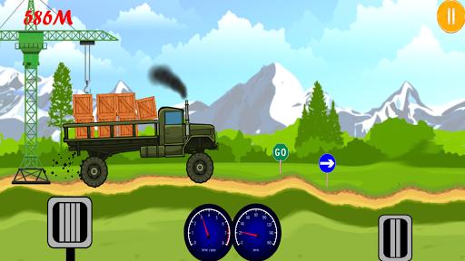 Truck simulator screenshots 1