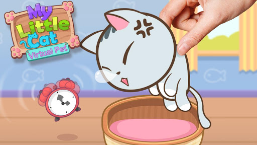 ud83dudc08ud83dudec1My Little Cat - Virtual Pet  screenshots 2