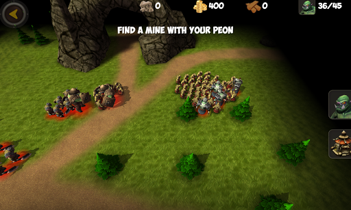 OrcWar Clash RTS 1.126 screenshots 4