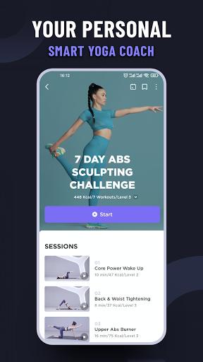 Daily Yoga   Fitness Yoga Plan&Meditation App apktram screenshots 4