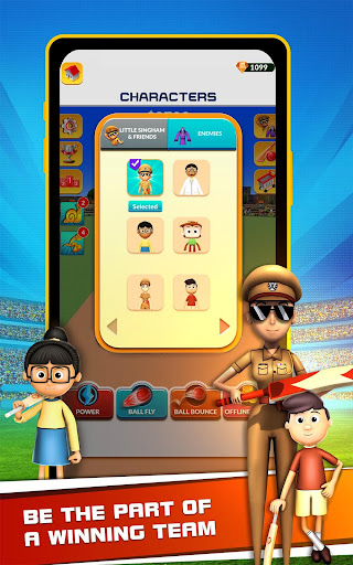Little Singham Cricket  screenshots 18
