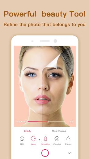 Selfie Camera - Beauty Camera apktram screenshots 12