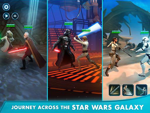 Star Warsu2122: Galaxy of Heroes 0.20.622868 screenshots 6