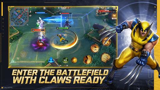 MARVEL Super War captures d'écran apk mod pirater preuve 2