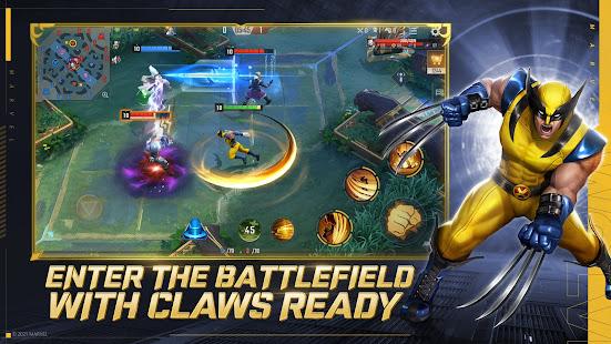 MARVEL Super War screenshots apk mod 2