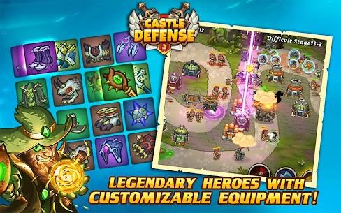 Castle Defense 2 MOD APK (Unlimited Money Unlocked) 4