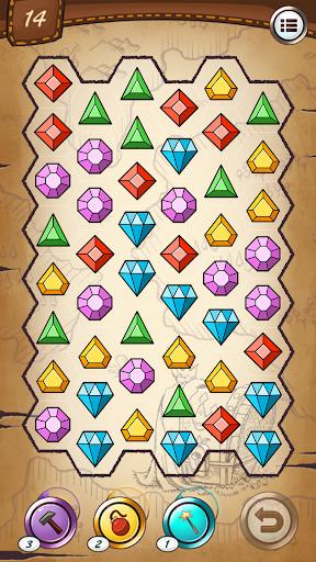 Jewels and gems - match jewels puzzle 1.3.0 screenshots 12