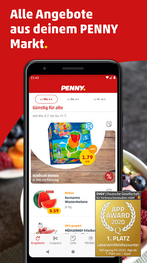 PENNY Angebote, Coupons & Einkaufsliste  screenshots 1