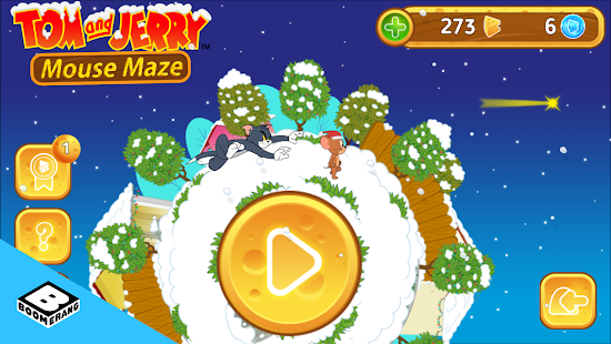 Tom & Jerry: Mouse Maze FREE Screenshot