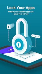 AppLock  fingerprint Lock Apps, PIN & Pattern Lock 1