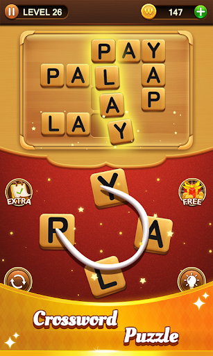 Word Talent - Word Connect, Word Puzzle Games apkmartins screenshots 1