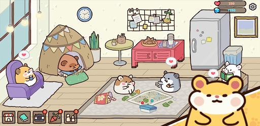 Hamster cookie factory - tycoon game  screenshots 12