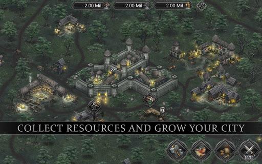 Champions of Avan - Idle RPG  screenshots 1