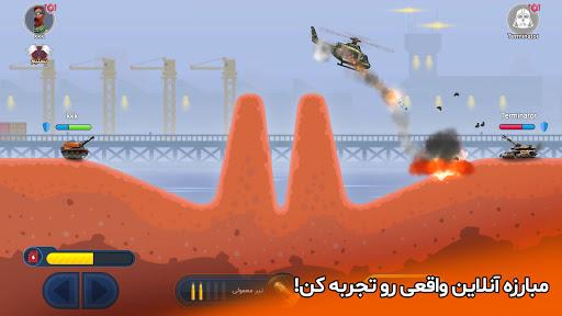 پاورتانک (بازی جنگی) Powertank  screenshots 1