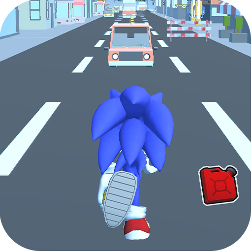 Baixar Blue Fast Runner City Hedgehog Sonik para Android