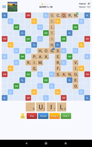 Wordster - Offline Scramble Words Friends Game 3.3.70 screenshots 6