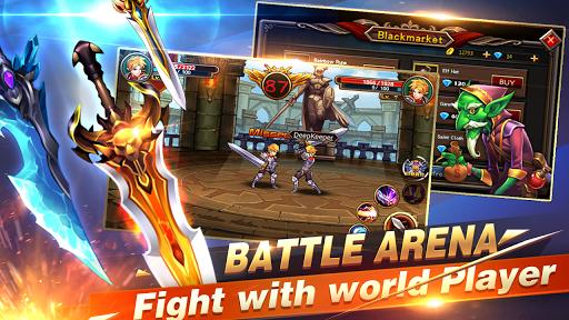 Brave Knight: Dragon Battle 1.4.3 Screenshots 3
