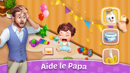 Télécharger Gratuit Baby Manor APK MOD (Astuce) screenshots 1