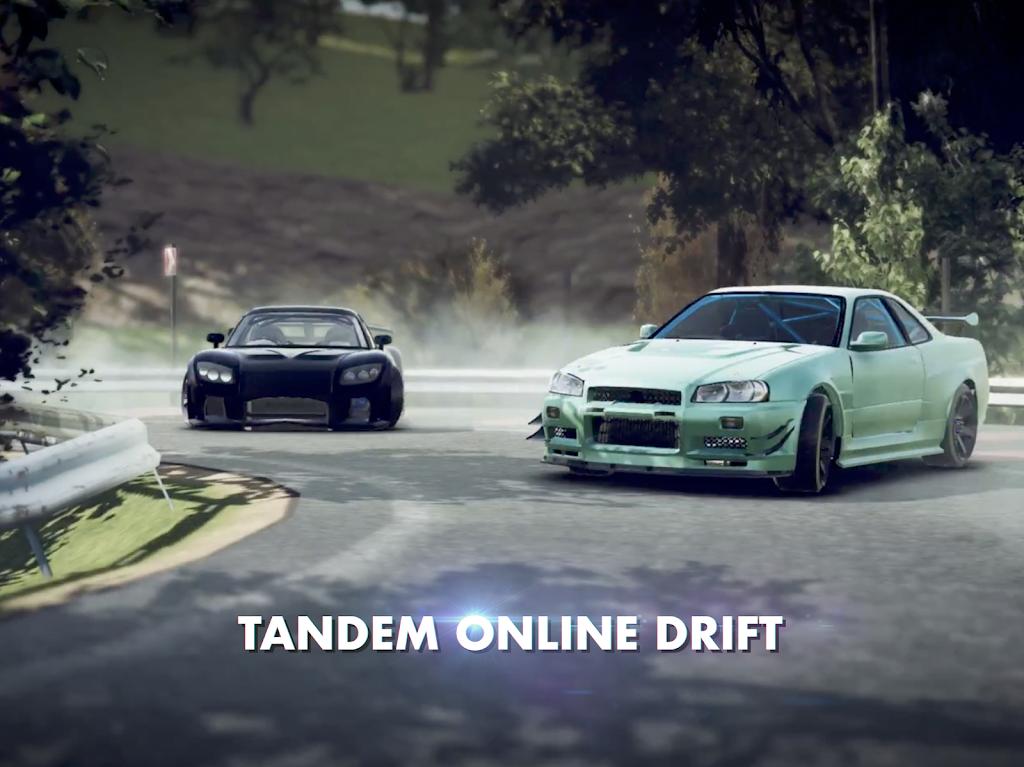 Hashiriya Drifter Online Drift Racing Multiplayer MOD poster 16