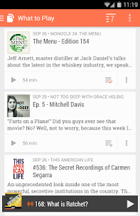 BeyondPod Podcast Manager (UNLOCKED) 4.3.28 Apk 3