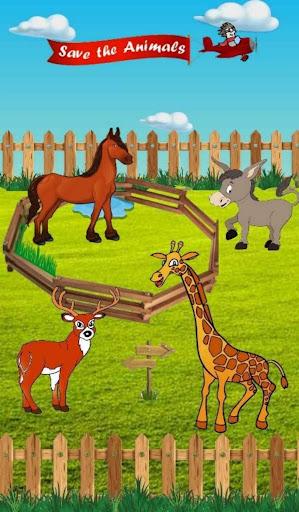Zoo For Preschool Kids 3-9 - Animals Sounds  Screenshots 11