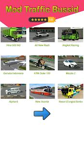 Mod Traffic Bussid 1.2 Screenshots 2