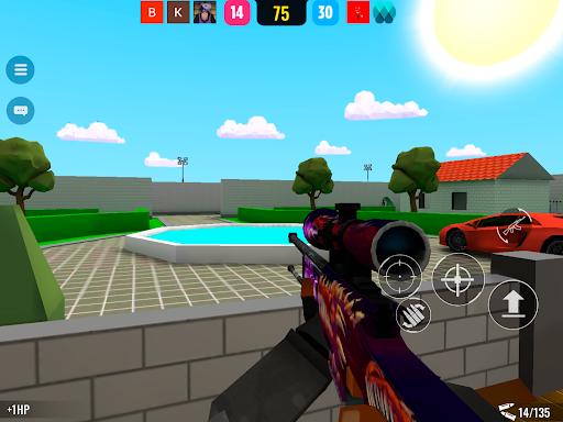 BLOCKFIELD - 5v5 shooter 0.9821 screenshots 14
