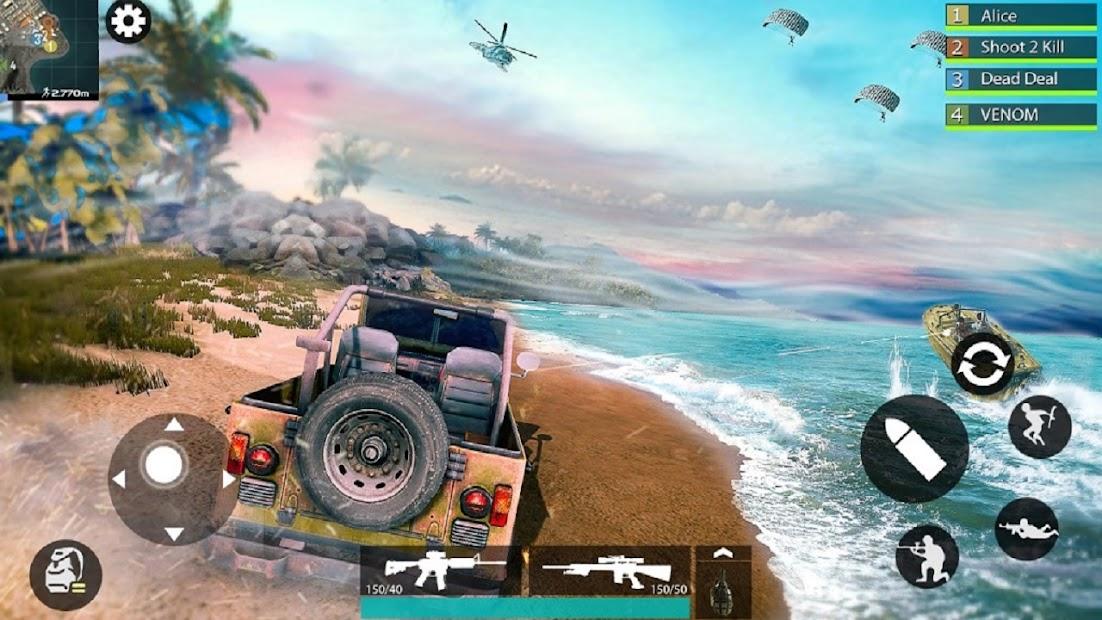 Screenshot 11 de Battle Combat Strike (BCS) - juegos de disparos para android