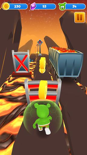 Gummy Bear Run - Endless Running Games 2021  screenshots 5