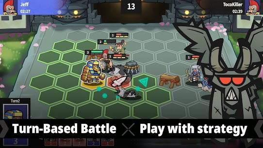 Arena Tactics 3