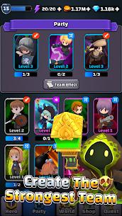 Tiny Fantasy MOD APK 0.179 (Unlimited Skills) 5