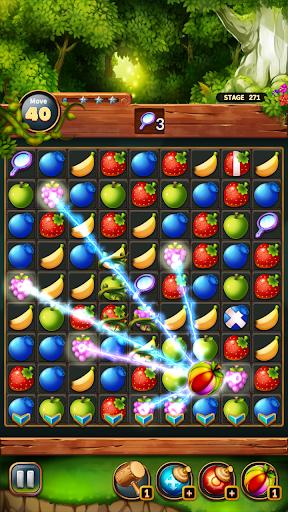Sweet Fruits POP : Match 3 Puzzle screenshots 21