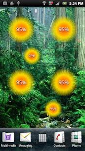 Sunny Battery Widget