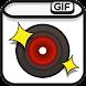 GIFメーカー - 無料GIFエディタ