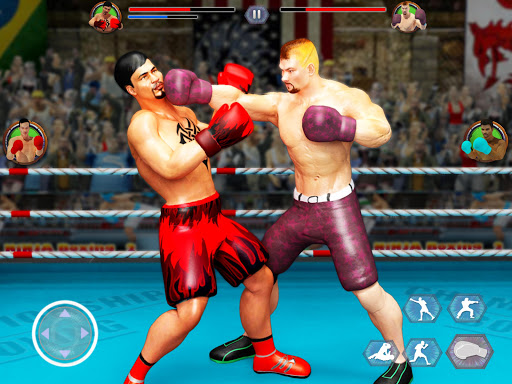 Tag Team Boxing Game: Kickboxing Fighting Games 2.9 Pc-softi 7